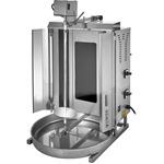 REMTA Аппарат для шаурмы электрический с мотором SD10